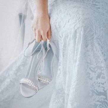 Brautschuhe: Ewige Schuh-Probleme