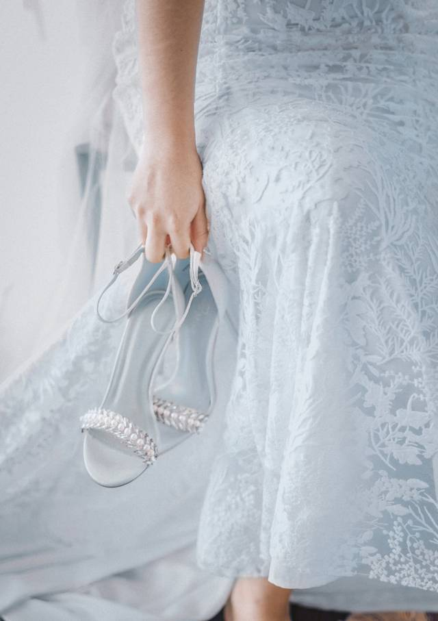 Brautschuhe