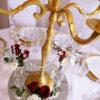 Kerzenständer gold 80cm